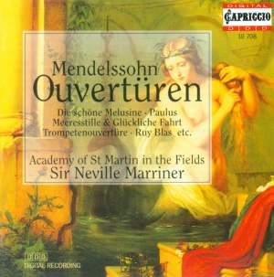 Mendelssohn: Overtures Product Image