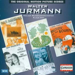 Jurmann: Film Music Product Image