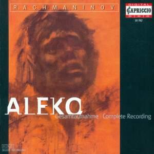 Rachmaninov: Aleko Product Image