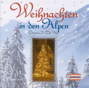 CHRISTMAS IN THE ALPS (Spreitzer) Product Image