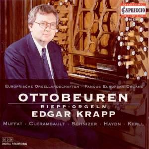 Famous European Organs - Ottobeuren