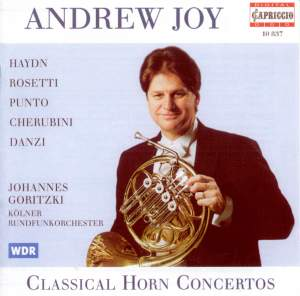 Classical Horn Concertos Product Image