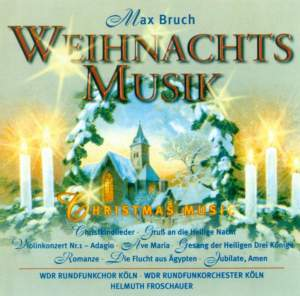 Max Bruch: Weihnachtsmusik Product Image
