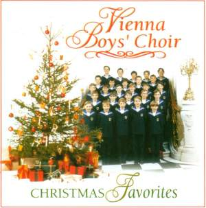 CHRISTMAS FAVORITES (Vienna Boys Choir)