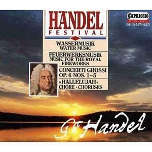 Handel Festival, Vols. 1-3