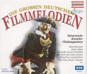 Film Music (German) - MACKEBEN, T. / HAENTZSCHEL, G. / GROTHE, F. / JURMANN, W. (Cologne Radio Orchestra) Product Image