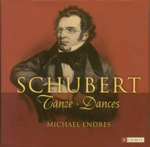 Schubert: Complete Dances for Piano