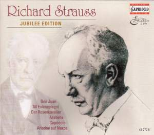 Strauss: Orchestral Music & Opera Excerpts