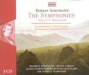 Schumann - Complete Symphonies Product Image