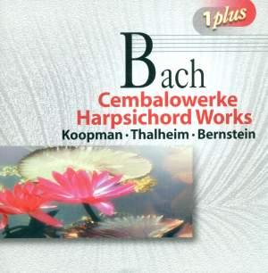 Bach - Harpsichord Works