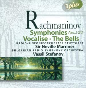 Rachmaninov: Symphony No. 2 in E minor, Op. 27, etc. Product Image