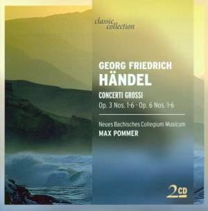 Handel - Concerti Grossi