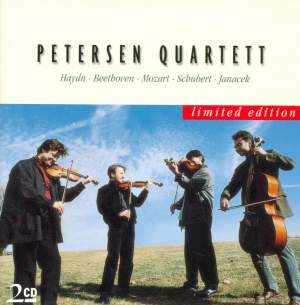 Beethoven: String Quartet No. 6 in B flat major, Op. 18 No. 6, etc. Product Image