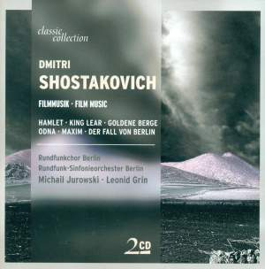 Shostakovich: Film Music Product Image