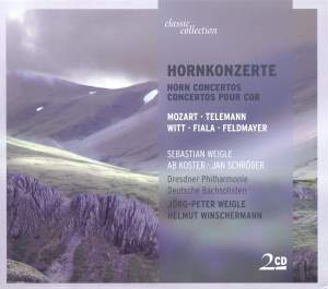 Horn Concertos Product Image