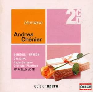 Giordano, U: Andrea Chénier Product Image