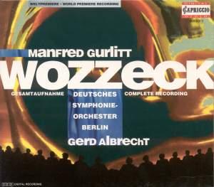 Gurlitt, M.: Wozzeck [Opera] Product Image