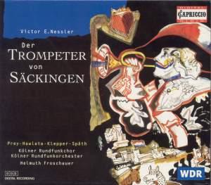 Nessler, V.: Trompeter Von Sackingen (Der) [Opera] Product Image