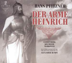 Pfitzner: Der Arme Heinrich Product Image