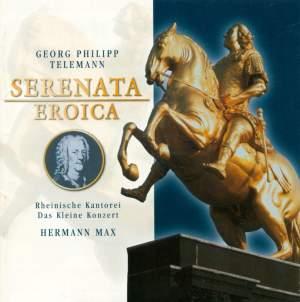 Telemann: Serenata Eroica Product Image