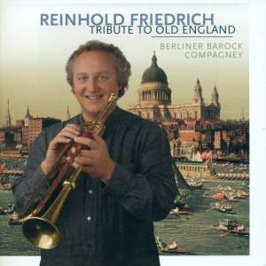 Reinhold Friedrich - Tribute to Old England Product Image