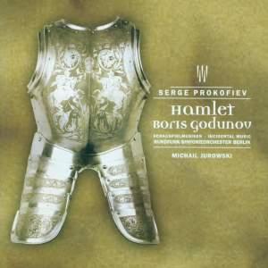 Prokofiev: Hamlet, incidental music, Op. 77, etc. Product Image