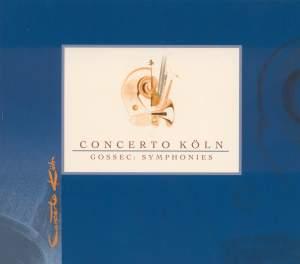 Gossec - Symphonies Product Image