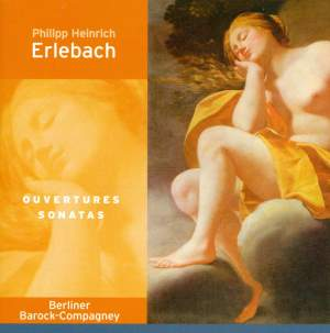 Erlebach: Overtures & Sonatas Product Image