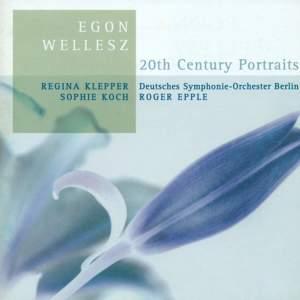 Egon Wellesz: 20th Century Portraits Product Image