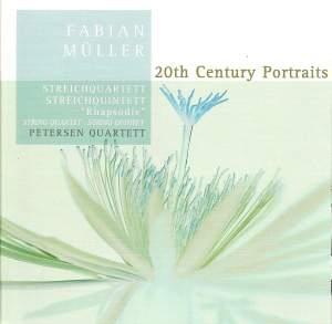 Müller, F: String Quartet (2000), etc. Product Image
