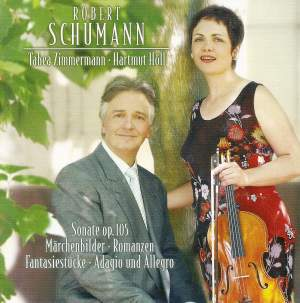 Schumann: Adagio and Allegro in A flat major, Op. 70, etc. Product Image