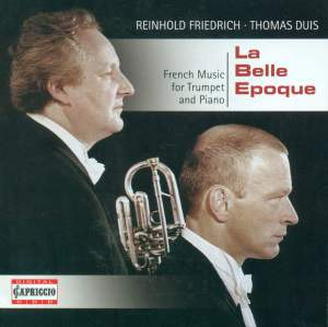 La Belle Epoque: French Music For Trumpet And Piano Product Image