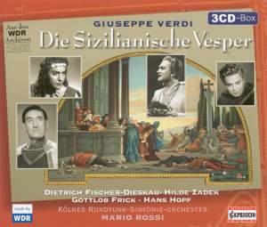 Verdi: I Vespri Siciliani Product Image