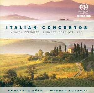 Italian Concertos Product Image