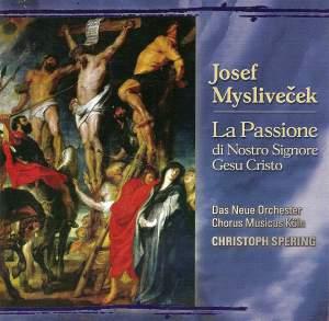 Myslivecek, J.: Passione Di Nostro Signore Gesu Cristo (La) Product Image