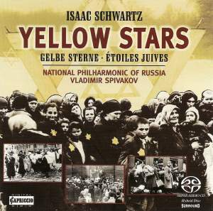 Schwartz, I: Yellow Stars - concerto for orchestra in seven parts Product Image