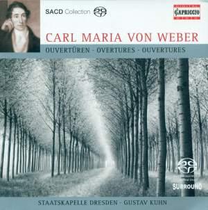 Weber: Euryanthe Overture, etc. Product Image