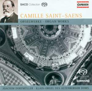 Saint-Saëns: Organ Works Product Image