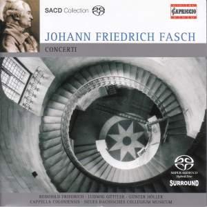 Johann Friedrich Fasch: Concerti