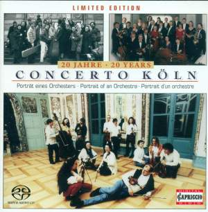 20 Years of the Concerto Koln Product Image