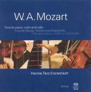 Mozart - Piano Trios