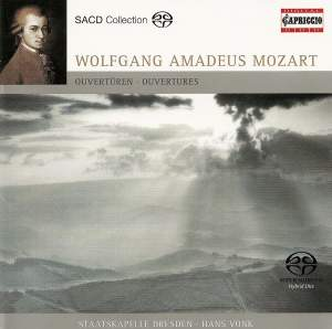 Mozart - Overtures Product Image