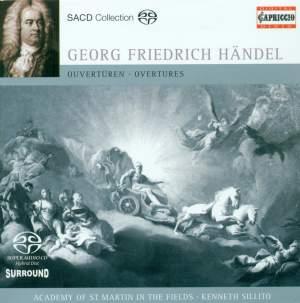 Handel - Overtures Product Image