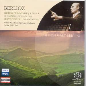 Berlioz - Orchestral Works Product Image