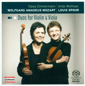 Duos for Violin & Viola Product Image