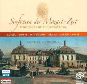 Symphonies from the Age of Mozart Product Image