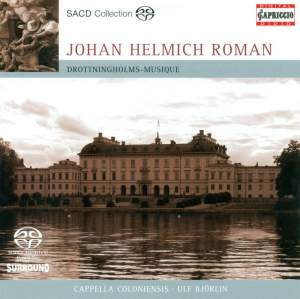 Roman: Drottingholm Music, etc. Product Image