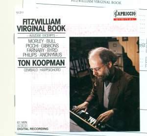 Ton Koopman: Harpsichord Recital