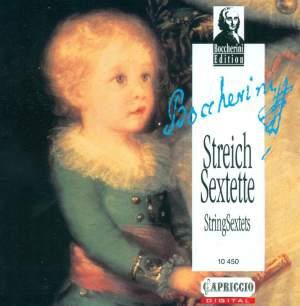 Boccherini: String Sextets Product Image