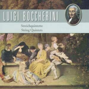 Boccherini: String Quintets Product Image